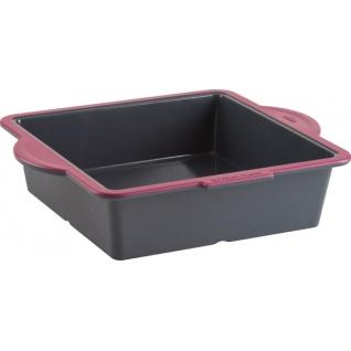 Кухонные товары из силикона Trudeau Corp. Форма STRUCTURE для выпечки кекса квадратная (20x20 см) NW-09914012