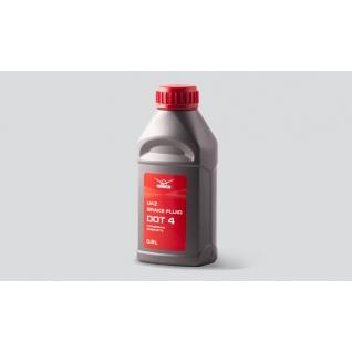 Тормозная жидкость УАЗ тормозная жидкость DOT4 0.5л
