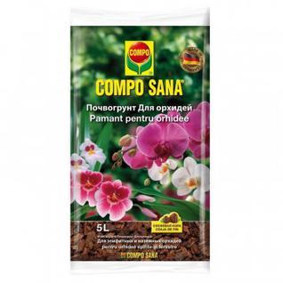 Грунт для орхидей 5 л COMPO SANA 1161106066