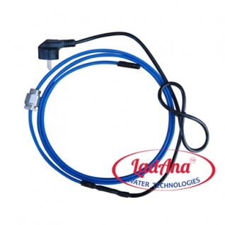 Готовый комплект поверх трубопровода Ladana кабель 10 MSR-PB (4м)