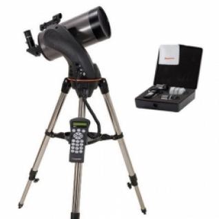Celestron Телескоп Celestron NexStar 127SLT + Набор аксессуаров АstroMaster