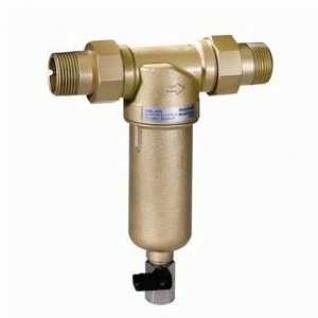 """Сетчатый фильтр FF06-1/2""""AAM 100 мкм 1.5 куб.м 158х140х80 HONEYWELL для горячей воды"""