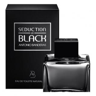 Antonio Banderas Seduction In Black туалетная вода, 50 мл.