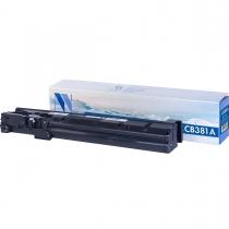 Совместимый картридж NV Print NV-CB381A Cyan (NV-CB381AC) для HP LaserJet Color CP6015dn, CP6015n, CP6015xh, CM6030, CM6040 21432-02