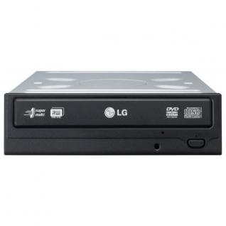 Привод DVD±RW LG [GH24NSD0] SATA black (OEM)