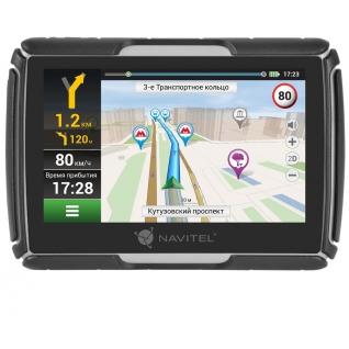 "GPS-автонавигатор Navitel G550 Moto 4.3"""