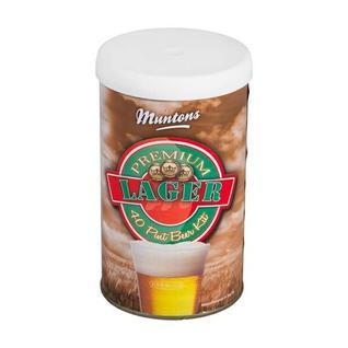 MUNTONS Пивной солодовый экстракт Muntons Lager