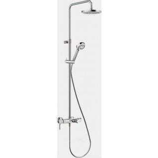Душевая стойка Kludi Logo dual shower system 6808305-00