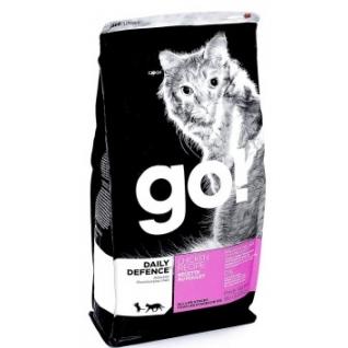 """Сухой корм для котят и кошек GO! """"Refresh + Renew"""", с курицей, фруктами и овощами, 3,63 кг GO!"""