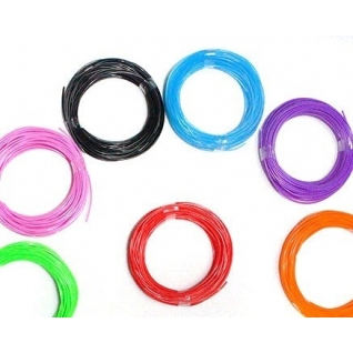 ABS и PLA Пластик для 3D ручек по цветам / по 10 м. Spider Box