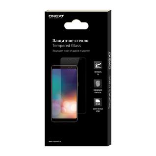 Защитное стекло Onext для телефона Xiaomi Mi 5s с рамкой черное