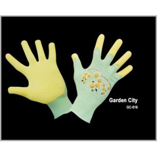 Перчатки для садовых работ. Аксессуары Duramitt Перчатки садовые Garden Gloves Duraglove желтые, размер L NW-GG