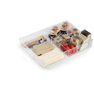 Кухня DURABLE лоток-сортировщик Coffee Point Caddy 3384-19