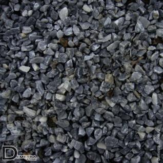 Крошка мраморная чёрная (25 кг)