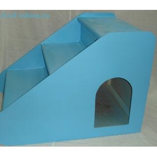 Ступеньки-будка для собак. Ручная работа. (66см)