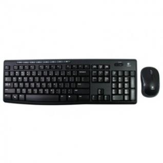 Набор клавиатура+мышь Logitech Wireless Combo MK270 (920-004518)