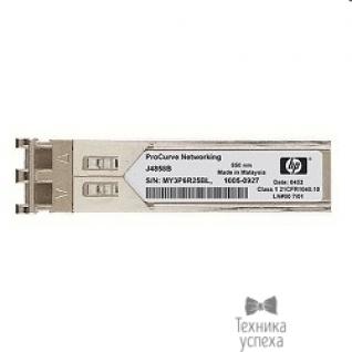 Hp HP JD118B Трансивер HPE X120 1G SFP LC SX