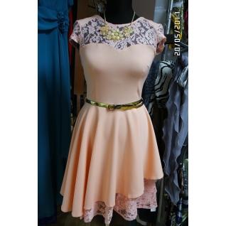 Нарядное платье 44 размер