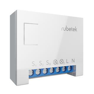 Двухканальный Блок управления Rubetek