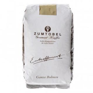 Кофе Julius Meinl Цумтобель в зернах без кофеина, 500г