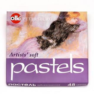 Пастель Olki Soft Портрет 48 цв. сухая, арт.0045