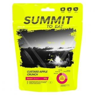 Summit to Eat Пуддинг ванильный с яблоком Summit to Eat