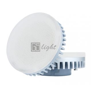 GSlight Светодиодная лампа GX53 6W 220V Warm White