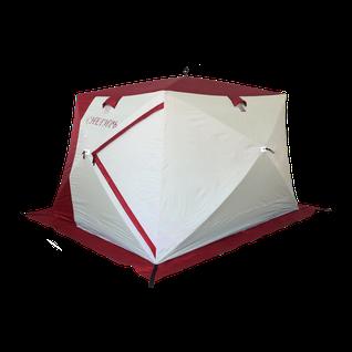 Палатка для зимней рыбалки Снегирь 3Т Long компакт