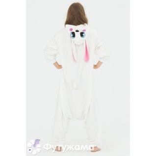 "Футужама Кигуруми-пижама Футужама ""Заяц розовый"""