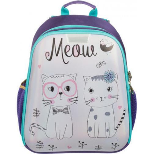 Ранец N1School Meow, экокожа 37857539 5