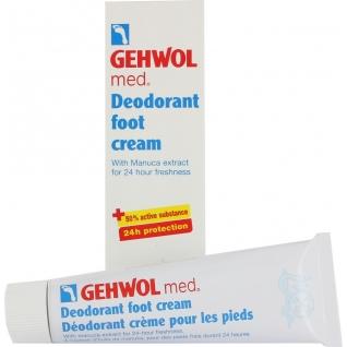 Крем-дезодорант для ног Геволь мед