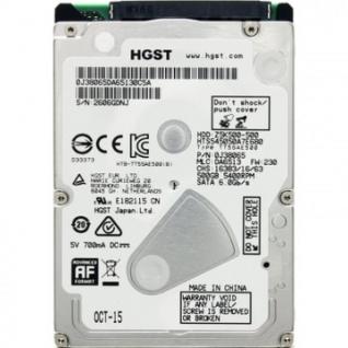 Жесткий диск HGST SATA2.5500GB 5400RPM 8MB Z5K500 (0J38065)