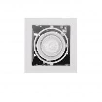 Lightstar 214010 Светильник CARDANO 16Х1 MR16/HP16 белый (в комплекте)