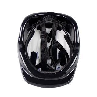 Ролик. шлем Maxcity Roller Logo, черный (м)