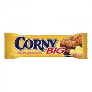 Батончик Corny Big злаковый, банан с мол.шоколадом 50г