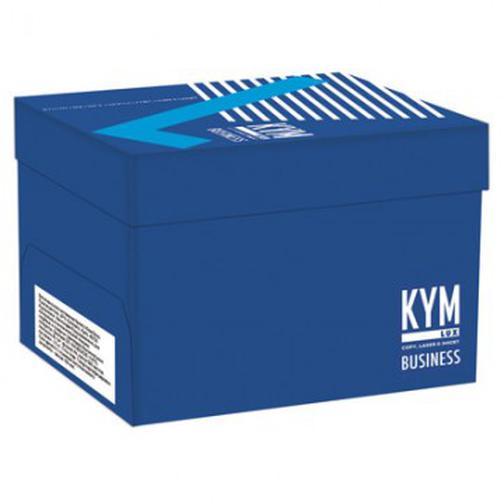 Бумага для ОфТех KYM LUX Business (А4,80г,164%CIE) пачка 500л. 37844972 1