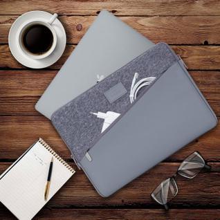 Чехол RIVACASE 7903 grey для MacBook Pro и Ultrabook 13.3 / 12(7903 Grey)