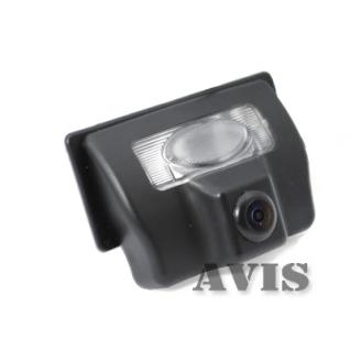 CCD штатная камера заднего вида AVIS AVS321CPR для NISSAN TEANA / TIIDA SEDAN (#064) Avis