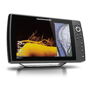 Эхолот/картплоттер Humminbird HELIX 12x CHIRP MEGA SI+ GPS G3N