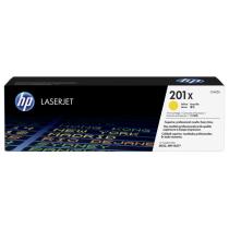 Оригинальный картридж HP CF402X(201X) для HP LJ PRO M252, M274N, MFP M277, жёлтый, 2300 стр. 10511-01 Hewlett-Packard