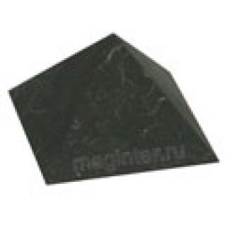 Пирамида из шунгита неполированная 12 см