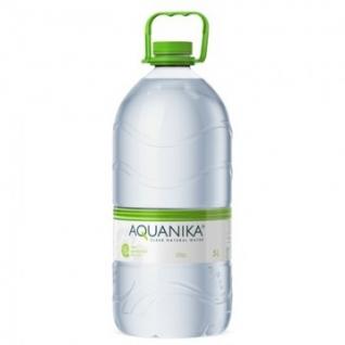 Вода питьевая Акваника 5л негаз ПЭТ