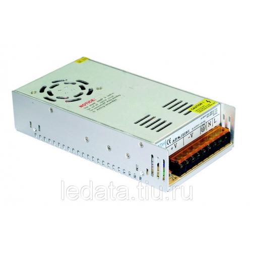 D028/350W драйвер для LED S-350W-12V 29,1A, IP20/20 593