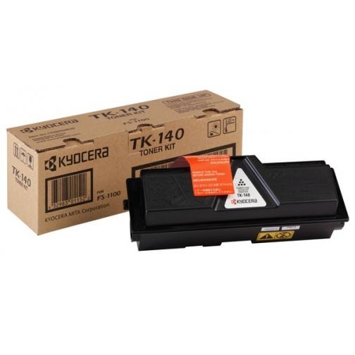 Картридж TK-140 для Kyocera FS-1100, FS-1100N (черный, 4000 стр.) 1291-01 852480 1