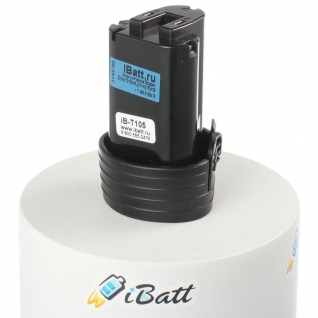 Аккумуляторная батарея iBatt для электроинструмента Makita TD090DWE. Артикул iB-T105 iBatt