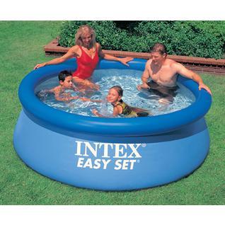 """Бассейн Intex 28112np """"easy"""", насос 220v, 244х76см"""