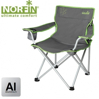 Кресло складное Norfin PORI NF Alu SALMO