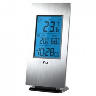 Термометр Ea2 AL802 с измерением комнатной и наружной температуры,влажности