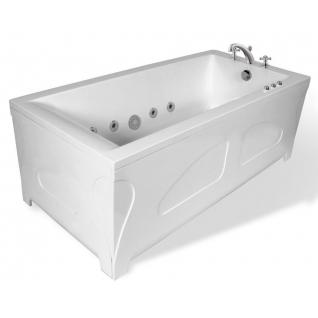 Отдельно стоящая ванна Эстет Дельта 170А белая