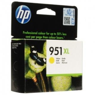 Картридж струйный HP 951XL CN048AE жел. пов.емк. для OJ Pro 8600